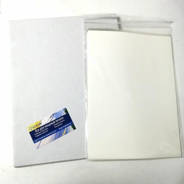 Бумага для перевода картинки на карамель